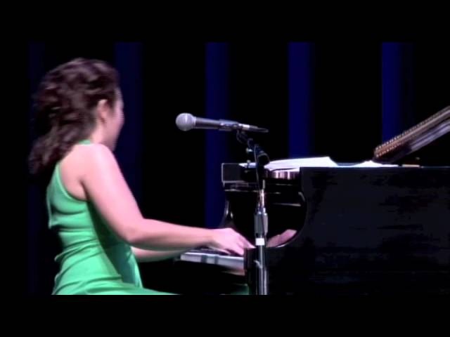 Amy at the Kennedy Center