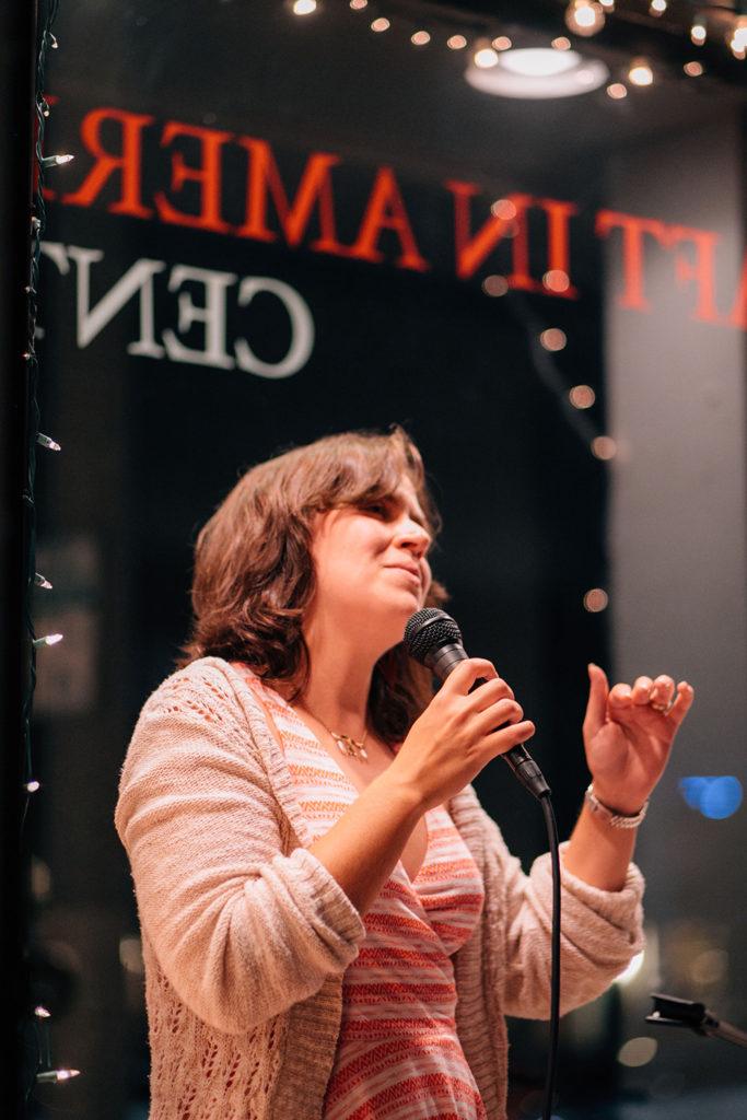 Amy Singing 2
