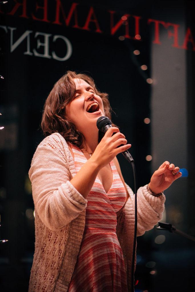 Amy Singing
