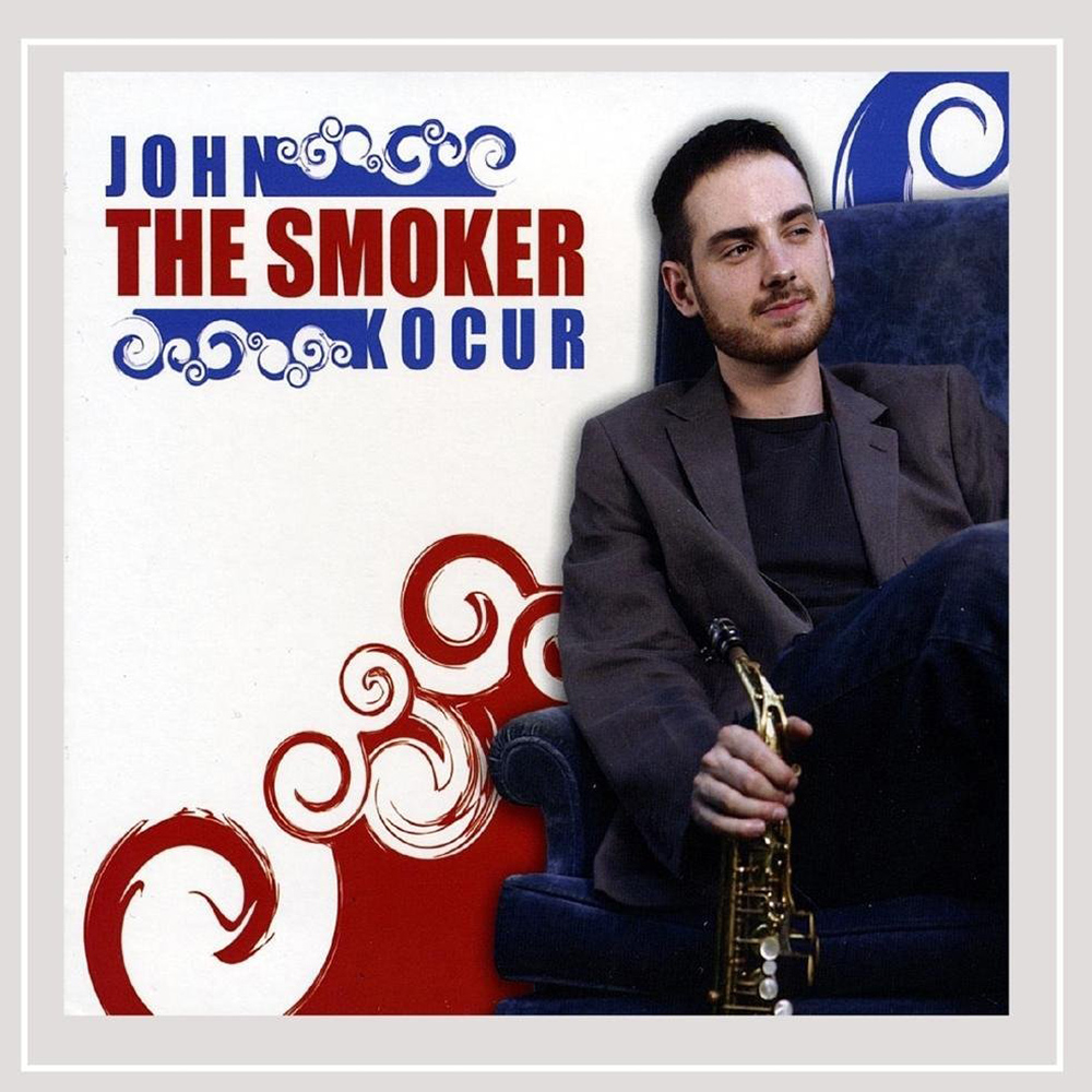 John Kocur the Smoker cover