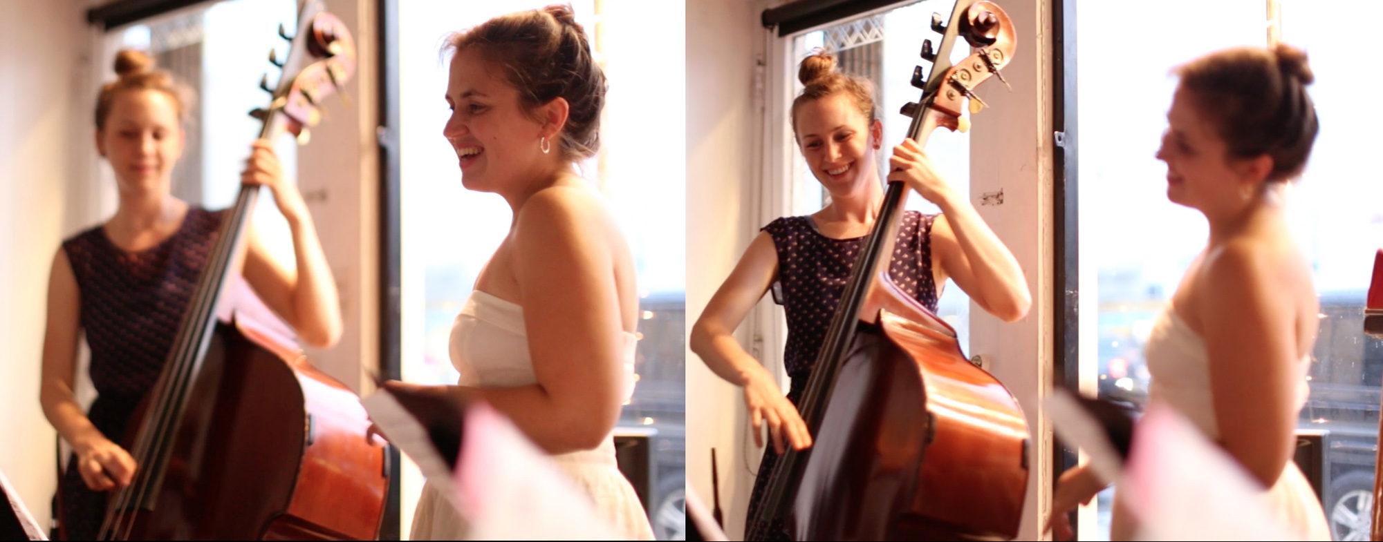 AMMAduo - Amy K Bormet and Maggie Hasspacher