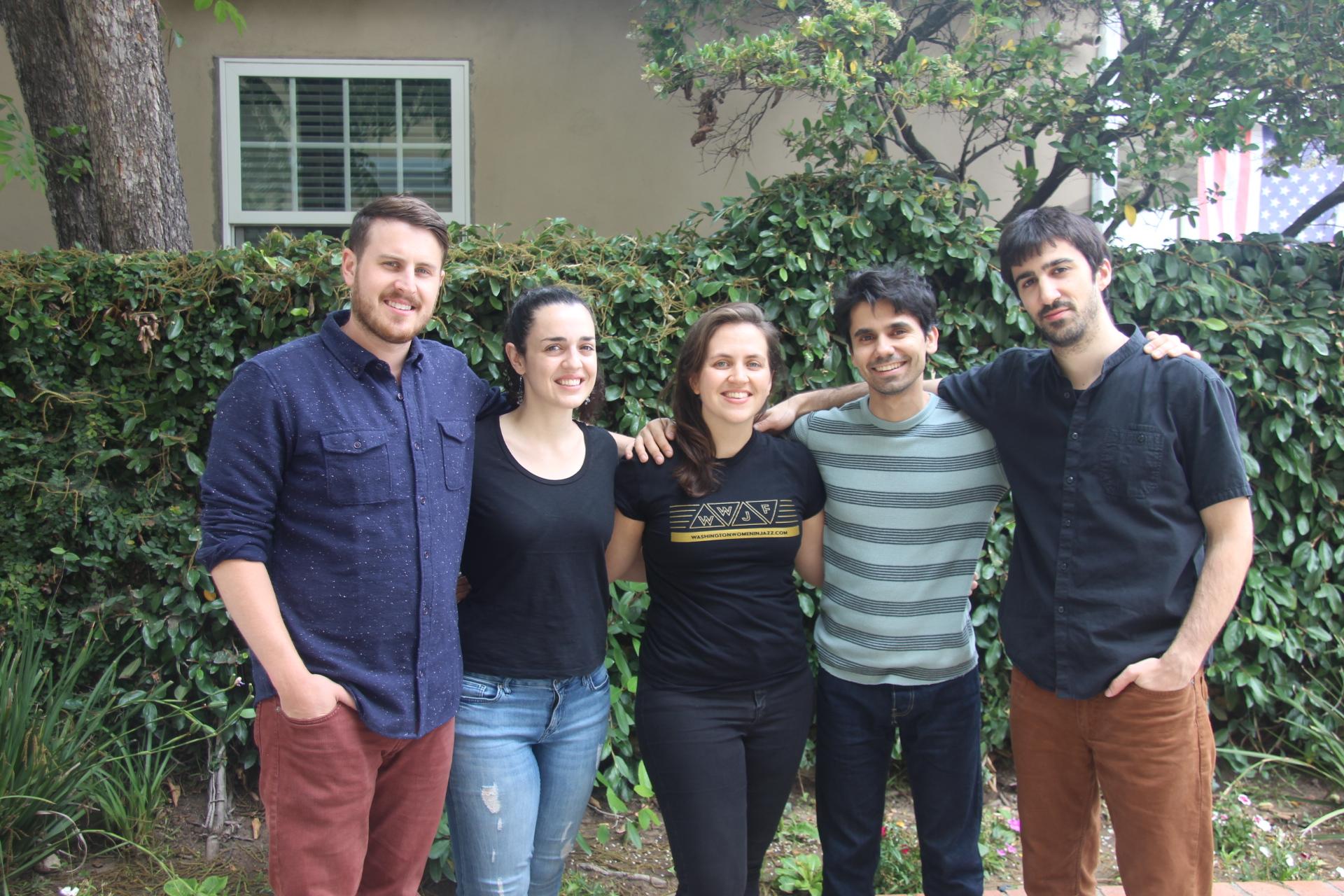 Aaron Janik, Ana Barreiro, Amy K Bormet, Sezin Ahmet Türkmenoglu, David Wise